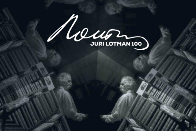 2022. aastal tähistatakse Juri Lotmani sajandat sünniaastapäeva
